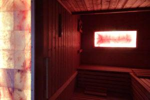 Klangaufguss in der Sauna
